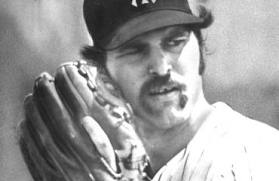 Dick Tidrow during his heyday with the Yankees.  Image:  www.dailynews.com