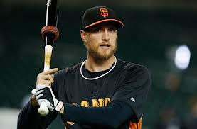 Hunter Pence is a tremendous player and clubhouse presence.  Image:  zimbio.com