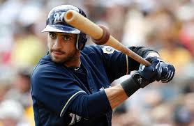 Can Ryan Braun possibly top 2012?  image:  nydailynews.com