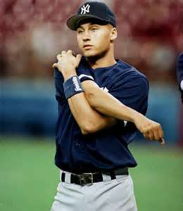 Derek Jeter, ultimate winner, better role model.  Image:  sikids.com