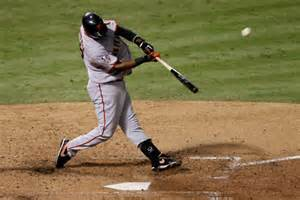 Edgar Renteria enjoyed an outstanding 16 year career, retiring on Thursday.  image:  eastbay.com