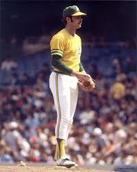 Rick Langford completed 28 games in 1980.  Image:  setcelebs.com