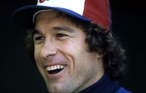 Gary  Carter was the MVP of the 1981 All Star Game.   Image:  yahoo.com